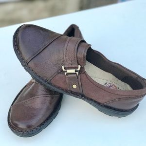 Earth Spirit Bark Women's Casual Leather Shoe New